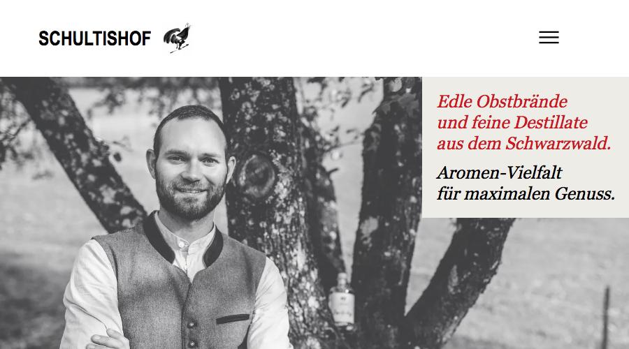 Webtext Schultishof