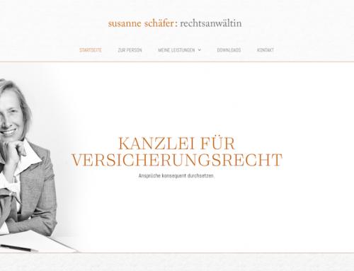 Website-Texte für Anwaltskanzlei, Freiburg
