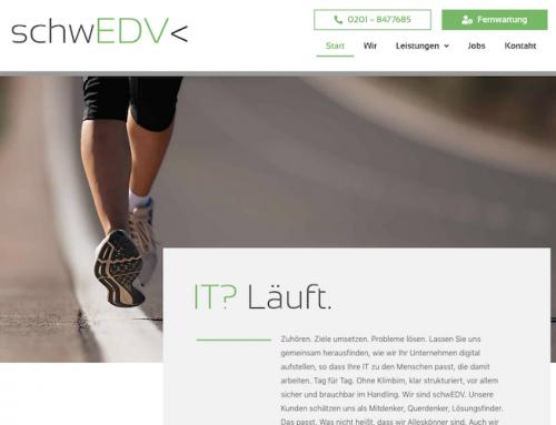 Websitetexte für IT-Unternehmen, Essen