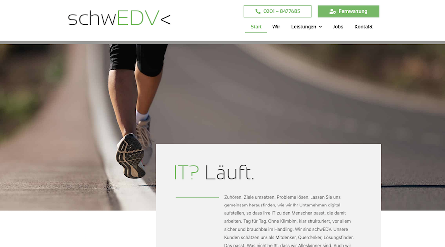 Webtexte schEDV