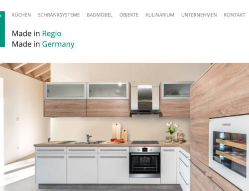 Website-Text für Küchenbauer MAIER, Bahlingen am Kaiserstuhl