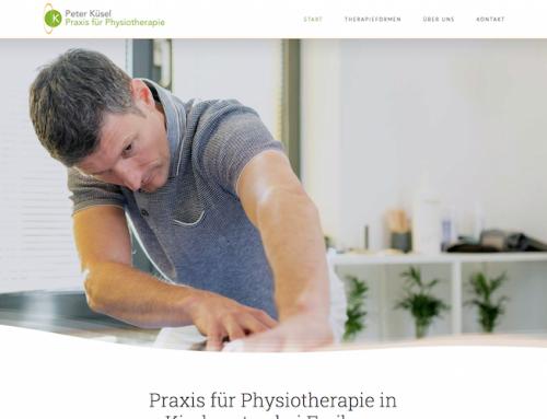 Website-Texte für Physiotherapie-Praxis in Kirchzarten