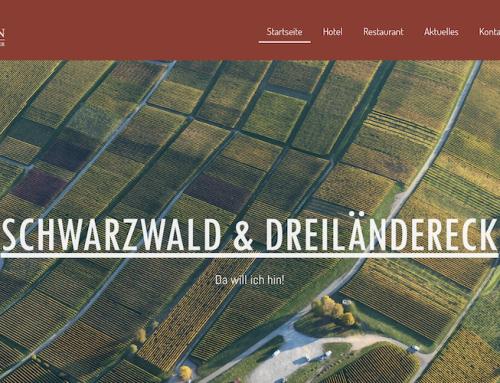 Webtexte für 3-Sterne Hotel-Restaurant Zum Ochsen in Schallstadt-Wolfenweiler