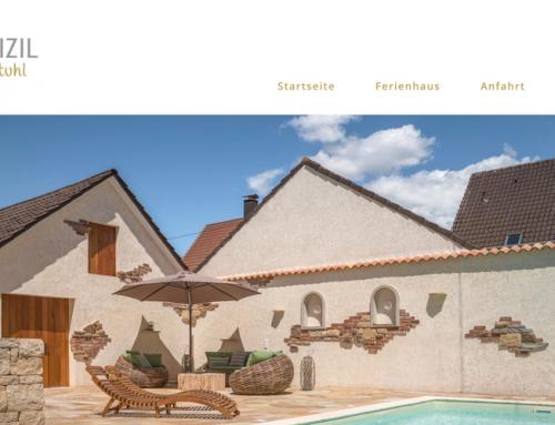 Texte für Ferienhaus Website am Kaiserstuhl