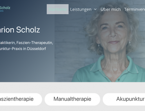 Webtexte für Heilpraktiker-Praxis in Düsseldorf